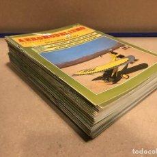 Libri di seconda mano: ENCICLOPEDIA PRACTICA DE AEROMODELISMO Y RADIOCONTROL - 54 NÚMEROS - COMPLETO. Lote 234746470