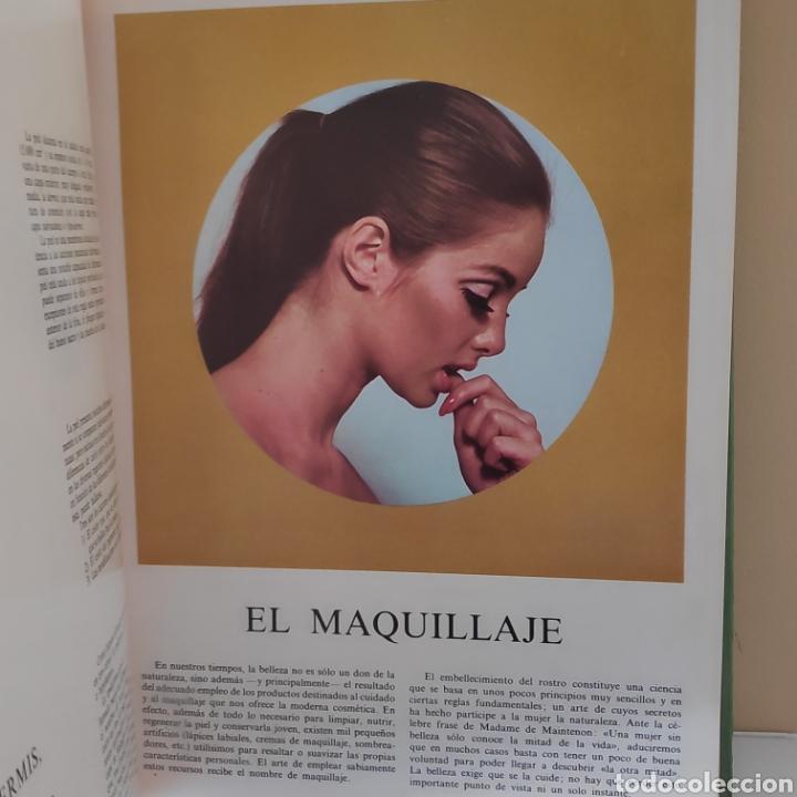 Enciclopedias de segunda mano: Eva, el arte de ser mujer. Belleza - Foto 2 - 234915310
