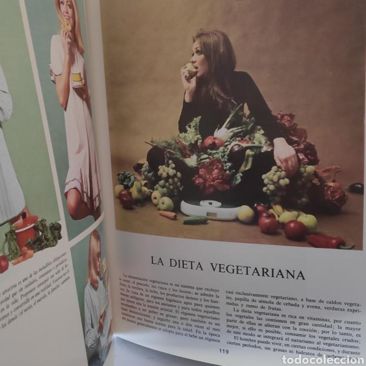 Enciclopedias de segunda mano: Eva, el arte de ser mujer. Belleza - Foto 4 - 234915310