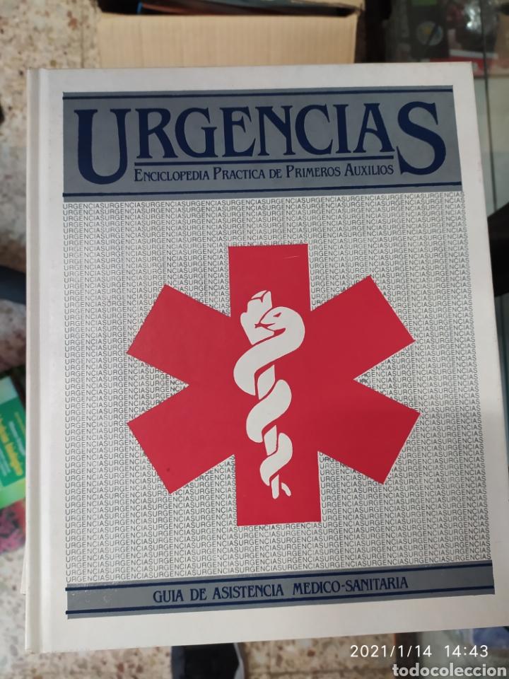Enciclopedias de segunda mano: Enciclopedia práctica de primeros auxilios - Foto 2 - 234917030