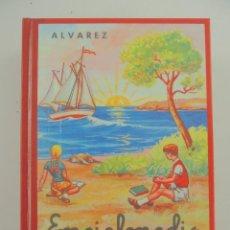 Libri di seconda mano: ENCICLOPEDIA ALVAREZ - TERCER GRADO - ANTONIO ALVAREZ EDITORIAL EDAF, MADRID, 1997 NUMERADA 3 860. Lote 235320590