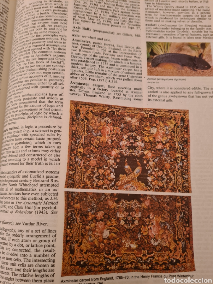 Enciclopedias de segunda mano: The New Encicopaedia Britannica, 15th edition - Foto 6 - 235896590