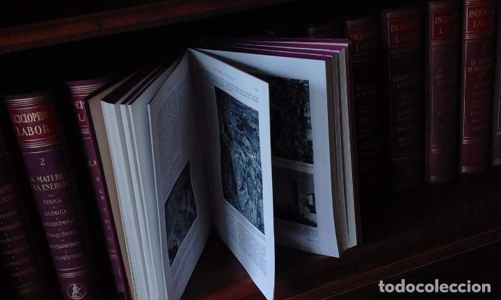 Enciclopedias de segunda mano: ENCICLOPEDIA LABOR - COMPLETA - 11 tomos en 12 volúmenes - 1955-1975 - Foto 4 - 235975350