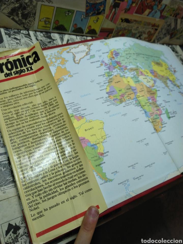 Enciclopedias de segunda mano: Crónica del siglo XX. Plaza. - Foto 2 - 236733455