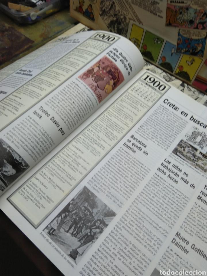 Enciclopedias de segunda mano: Crónica del siglo XX. Plaza. - Foto 5 - 236733455
