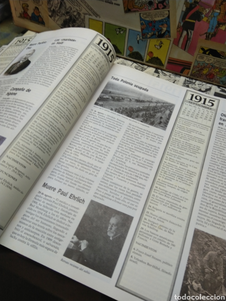 Enciclopedias de segunda mano: Crónica del siglo XX. Plaza. - Foto 6 - 236733455