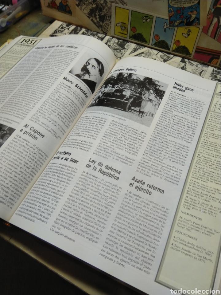 Enciclopedias de segunda mano: Crónica del siglo XX. Plaza. - Foto 7 - 236733455