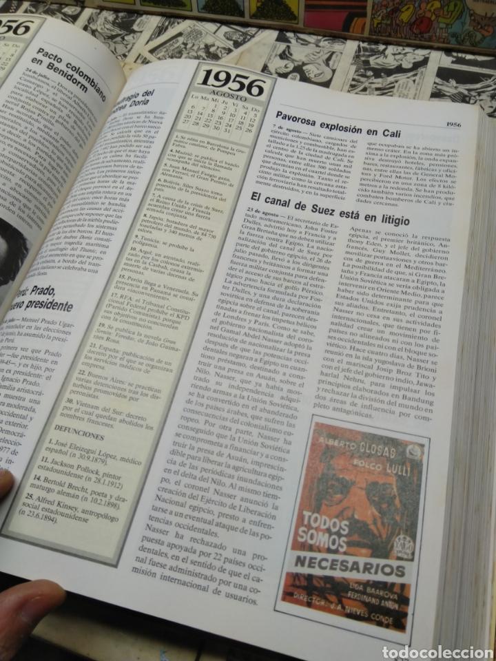 Enciclopedias de segunda mano: Crónica del siglo XX. Plaza. - Foto 9 - 236733455