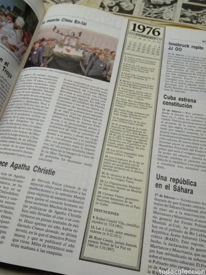 Enciclopedias de segunda mano: Crónica del siglo XX. Plaza. - Foto 11 - 236733455