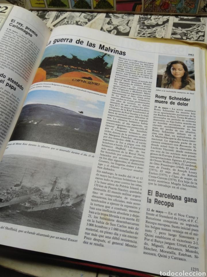 Enciclopedias de segunda mano: Crónica del siglo XX. Plaza. - Foto 12 - 236733455