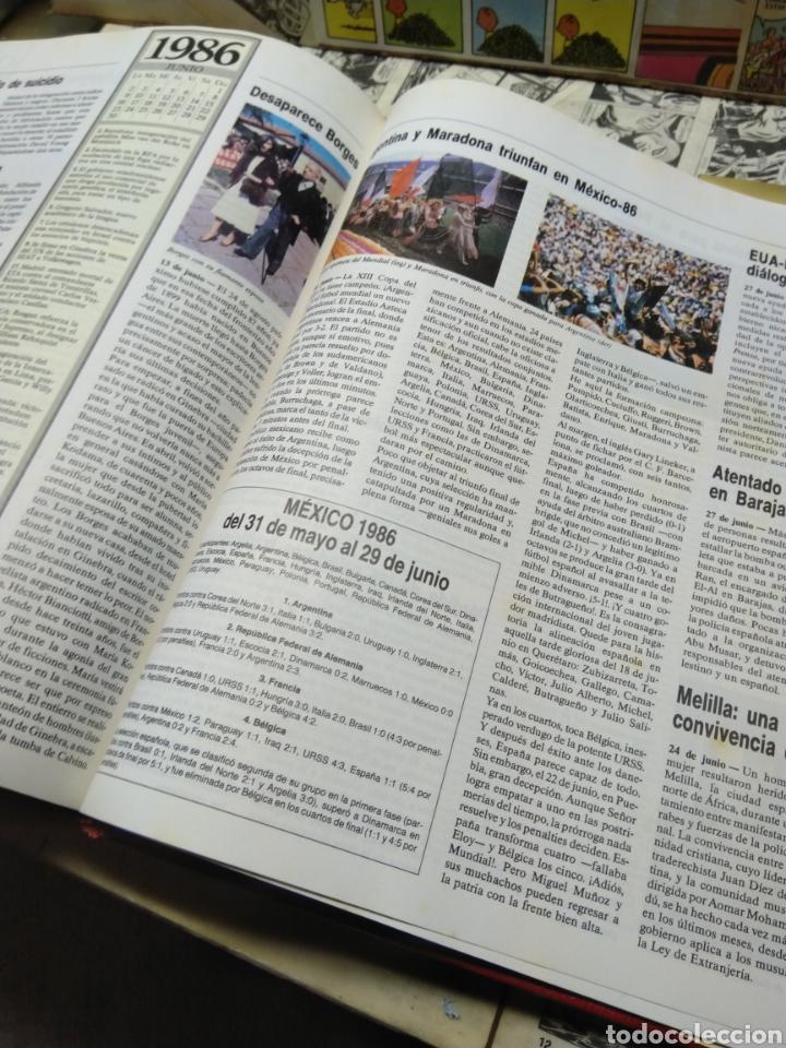 Enciclopedias de segunda mano: Crónica del siglo XX. Plaza. - Foto 13 - 236733455