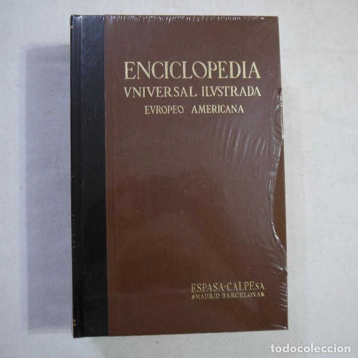 ENCICLOPEDIA UNIVERSAL ILUSTRADA EUROPEO AMERICANA. SUPLEMENTO 2007-2008 - ESPASA-CALPE - PRECINTADA (Libros de Segunda Mano - Enciclopedias)
