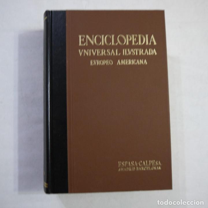 ENCICLOPEDIA UNIVERSAL ILUSTRADA EUROPEO AMERICANA. SUPLEMENTO 1999-2000 - ESPASA-CALPE (Libros de Segunda Mano - Enciclopedias)
