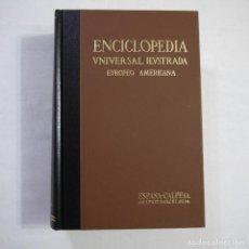 Libri di seconda mano: ENCICLOPEDIA UNIVERSAL ILUSTRADA EUROPEO AMERICANA. INDEX 1934-1996 - ESPASA-CALPE. Lote 236782895