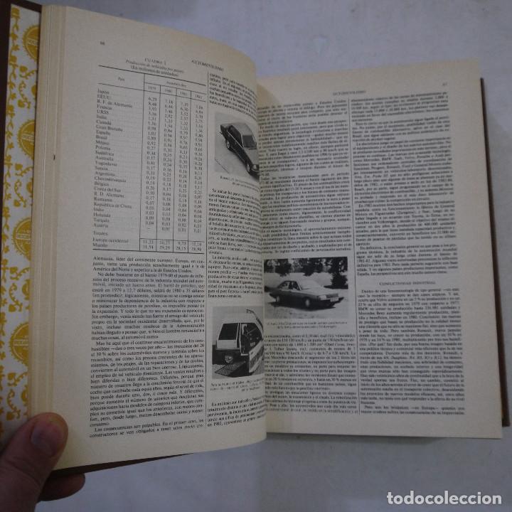 Enciclopedias de segunda mano: ENCICLOPEDIA UNIVERSAL ILUSTRADA EUROPEO AMERICANA. SUPLEMENTO 1981-1982 - ESPASA-CALPE - Foto 8 - 236783435