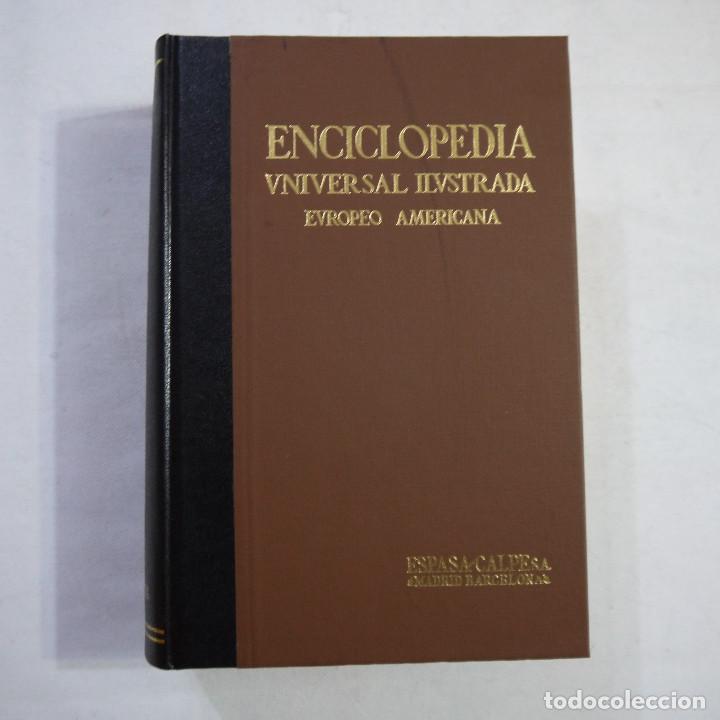 ENCICLOPEDIA UNIVERSAL ILUSTRADA EUROPEO AMERICANA. SUPLEMENTO 1995-1996 - ESPASA-CALPE (Libros de Segunda Mano - Enciclopedias)