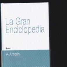 Enciclopedias de segunda mano: LA GRAN ENCICLOPEDIA TOMO I EDITADA P0R VOCENTO EN 2005. Lote 237990650