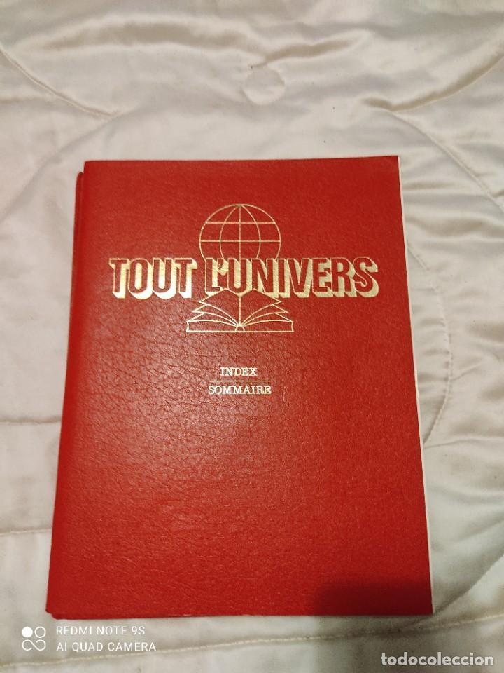 ENCICLOPEDIA TODO EL UNIVERSO (Libros de Segunda Mano - Enciclopedias)