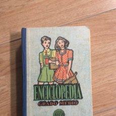 Livros em segunda mão: ENCICLOPEDIA GRADO MEDIO. Lote 239976340