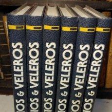 Livres d'occasion: NAVIOS & VELEROS. HISTORIA (6 TOMOS), PYMY T. Lote 240596695