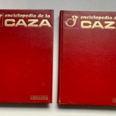 Enciclopedias de segunda mano: ENCICLOPEDIA DE LA CAZA. Lote 241061290