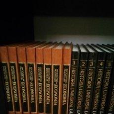Enciclopedias de segunda mano: ENCICLOPEDIA DE ECONOMÍA 8 VOLUMENES. Lote 241292445