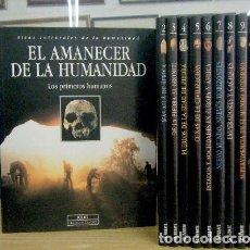 Enciclopedias de segunda mano: ATLAS CULTURALES DE LA HUMANIDAD (10 TOMOS). A-ENC-315-SF-A. Lote 277424413