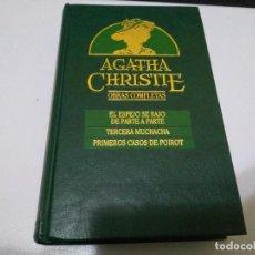 Enciclopedias de segunda mano: AGATHA CHRISTIE -- OBRAS COMPLETAS - TOMO 14 -- EDICIONES ORBIS - 1987 --. Lote 242187865
