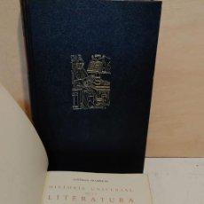 Enciclopedias de segunda mano: ENCICLOPEDIA DE LA LITERATURA UNIVERSAL UTEHA 11TOMOS. Lote 242406425