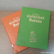 Enciclopedias de segunda mano: EL LIBRO GORDO DE PETETE. Lote 243388985