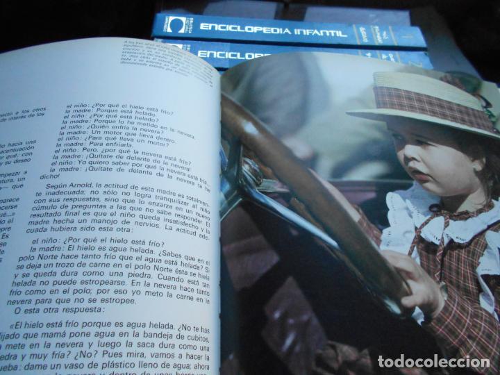 Enciclopedias de segunda mano: Enciclopedia infantil Biblioteca Cultural Carroggio 10 tomos - Foto 3 - 244008590
