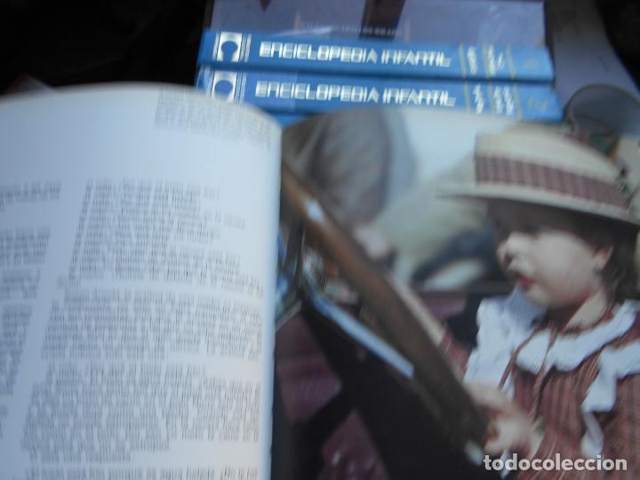 Enciclopedias de segunda mano: Enciclopedia infantil Biblioteca Cultural Carroggio 10 tomos - Foto 4 - 244008590