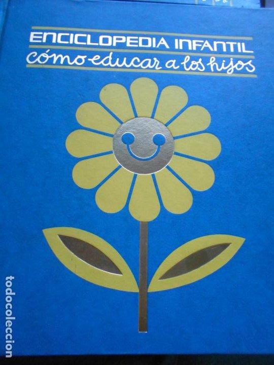 Enciclopedias de segunda mano: Enciclopedia infantil Biblioteca Cultural Carroggio 10 tomos - Foto 6 - 244008590