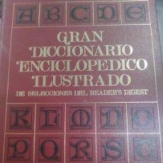 Enciclopedias de segunda mano: C39 GRAN DICCIONARIO ENCICLOPEDICO ILUSTRADO VOL. 8 M-O. Lote 244498290