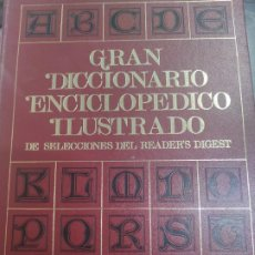 Enciclopedias de segunda mano: C39 GRAN DICCIONARIO ENCICLOPEDICO ILUSTRADO VOL. 2 B-C. Lote 244498515