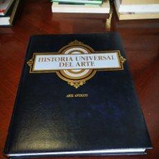 Enciclopedias de segunda mano: ENCICLOPEDIA HISTORIA UNIVERSAL DEL ARTE, 12 VOLÚMENES NUEVOS. Lote 244500130