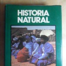 Enciclopedias de segunda mano: HISTORIA NATURAL - RAZAS - ASIA, AFRICA - MARIA DEL CARMEN ESBRI ALVARO - CLUB INTERNACIONAL DEL LIB. Lote 244531750