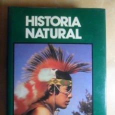 Enciclopedias de segunda mano: HISTORIA NATURAL - RAZAS-OCEANIA, AMERICA - Mª DEL CARMEN ESBRI ALVARO -CLUB INTERNACIONAL DEL LIBRO. Lote 244542780