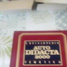 Enciclopedias de segunda mano: ENCICLOPEDIA AUTODIDACTA 2000 TEMATICA , HISTORIA UNIVERSAL. Lote 245071865
