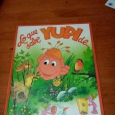 Enciclopedias de segunda mano: LO QUE SABE YUPI DE. .. DONDE. 27 EST22B2. Lote 245387935