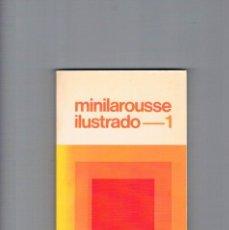 Enciclopedias de segunda mano: MINILAROUSSE ILUSTRADO TOMOS 1, 2 Y 3. BUEN ESTADO. 1985. Lote 43187738