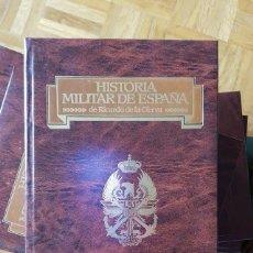 Enciclopedias de segunda mano: ENCICLOPEDIA . HISTORIA MILITAR DE ESPAÑA. 8 TOMOS. RICARDO DE LA CIERVA.. Lote 245578735