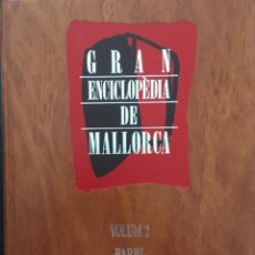 Enciclopedias de segunda mano: GRAN ENCICLOPEDIA DE MALLORCA, VOLUM 2. Lote 246219355