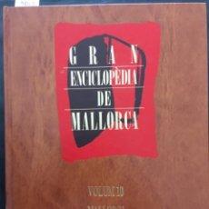Enciclopedias de segunda mano: GRAN ENCICLOPEDIA DE MALLORCA, VOLUM 10. Lote 246219930