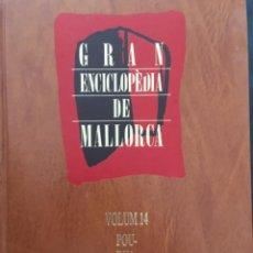 Enciclopedias de segunda mano: GRAN ENCICLOPEDIA DE MALLORCA, VOLUM 14. Lote 246220035