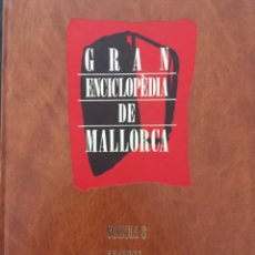 Enciclopedias de segunda mano: GRAN ENCICLOPEDIA DE MALLORCA, VOLUM 8. Lote 246233350