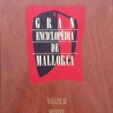 Enciclopedias de segunda mano: GRAN ENCICLOPEDIA DE MALLORCA, VOLUM 11. Lote 246234380