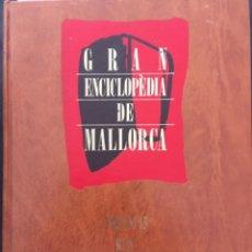 Enciclopedias de segunda mano: GRAN ENCICLOPEDIA DE MALLORCA, VOLUM 15. Lote 246234715