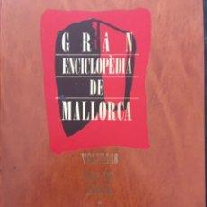 Enciclopedias de segunda mano: GRAN ENCICLOPEDIA DE MALLORCA, VOLUM 18, APENDIX. Lote 246234890