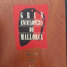 Enciclopedias de segunda mano: GRAN ENCICLOPEDIA DE MALLORCA, VOLUM 23, APENDIX. Lote 246235215